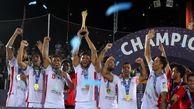 مدیرعامل بانک توسعه تعاون قهرمانی فوتبال ساحلی راتبریک گفت