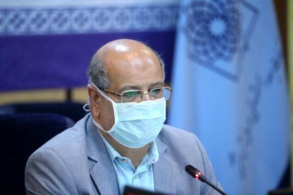 شرایط کرونایی تهران تا ۲ هفته آینده بهبود نمییابد
