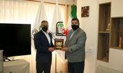 دیدار مسئولین جودو نیروهای مسلح با دبیرکل کمیته ملی المپیک و سرپرست آکادمی ملی المپیک