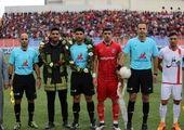 اعلام تیم داوری دیدارهای هفته 25 لیگ برتر فوتبال