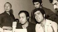 حسین عرفانی و بهروز وثوقی در حال دوبله «گوزنها»+عکس