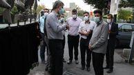 روند اجرای پروژه های توسعه محله ای در مرکز شهر تهران بررسی شد