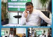 اقدام ضربتی برای پاکسازی و ایمن سازی ملک متروکه در منطقه17