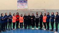 تهران و گلستان در صدرجدول لیگ برترهاکی بانوان