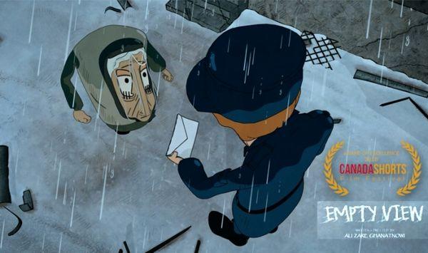 «چشمانداز خالی» برنده بهترین فیلم کوتاه جشنواره کانادا