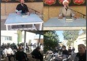 بلوار قیام؛ اولین خیابان کامل تهران میزبان عزاداران امام رضا (ع) شد