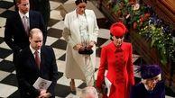 خاندان سلطنتی انگلیس در لندن+ عکس