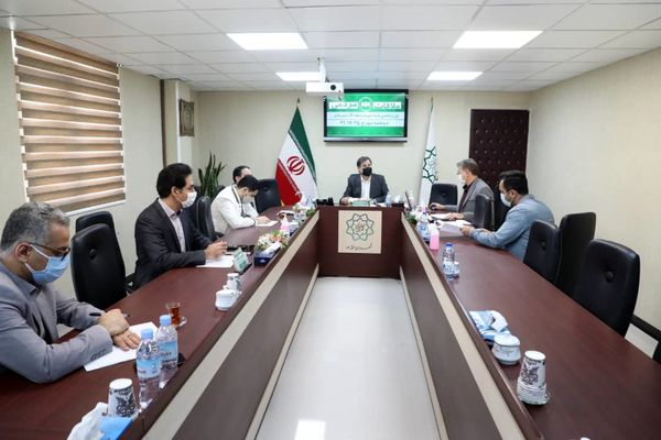 """اولین """"گفتگوی برخط"""" شهردار  منطقه۱۳ با شهروندان"""