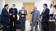 سرپرست جدید مدیریت استان مازندران بیمه سرمد منصوب شد