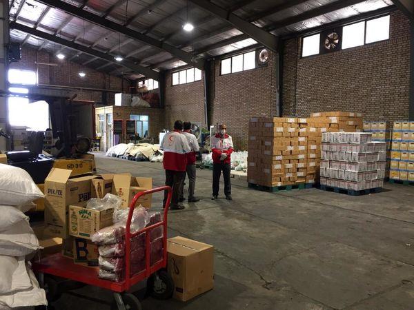 توزیع ۴ هزار بسته حمایتی معیشتی توسط فروشگاههای زنجیرهای رفاه در سیستان و بلوچستان