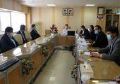 بازدید مدیرکل تامین اجتماعی استان از مخابرات منطقه مرکزی