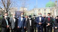 متفاوت ترین آئین درختکاری در منطقه21 برگزار شد