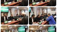 یکصد و پنجمین ملاقات مردمی شهردار منطقه9 با شهروندان