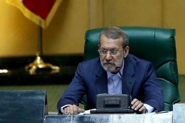 توضیحات لاریجانی درباره جلسه غیرعلنی مجلس با حضور فرمانده سپاه
