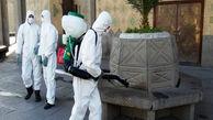 پیش گیری و کنترل ویروس کرونا در مرکز شهر تهران با جدیت در حال انجام است