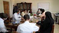 جلسه کمیته سلامت اداری در شرکت برق منطقه ای باختر برگزار شد